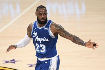 LeBron James Comments On MLB Taking All-Star Game From Atlanta