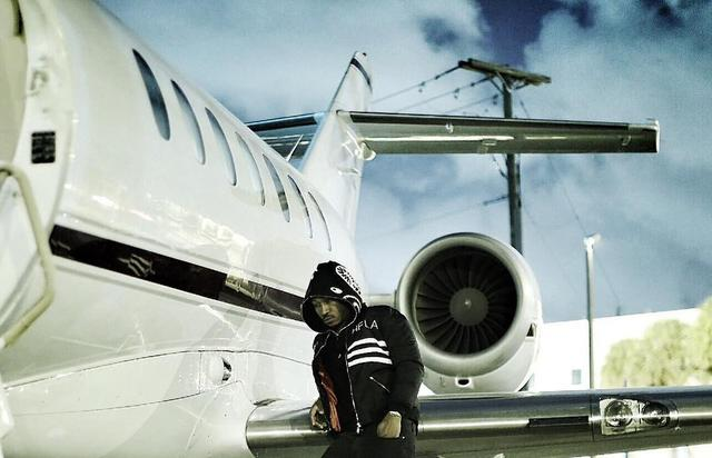 Future with a private jet