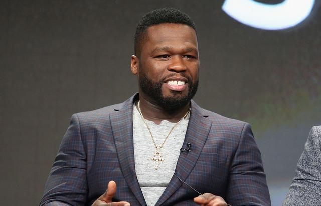 Executive producer/actor Kurtis '50 Cent' Jackson speaks onstage during the 'Power' panel discussion at the Starz portion of the 2016 Television Critics Association Summer Tour at The Beverly Hilton Hotel on August 1, 2016 in Beverly Hills, California.