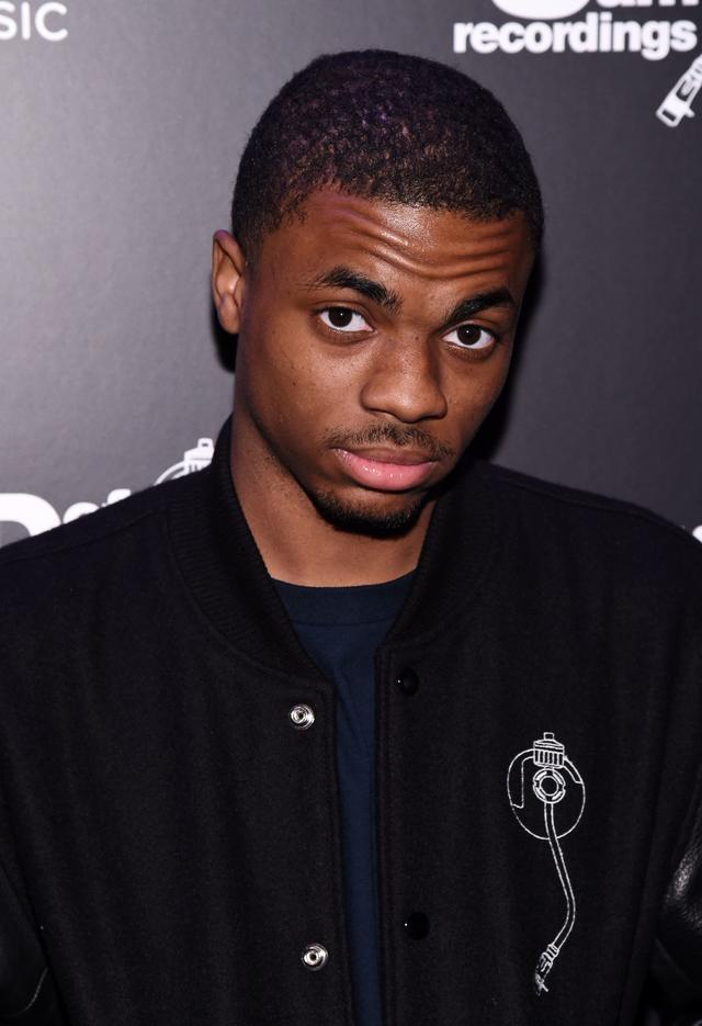 Vince Staples at a Def Jam event