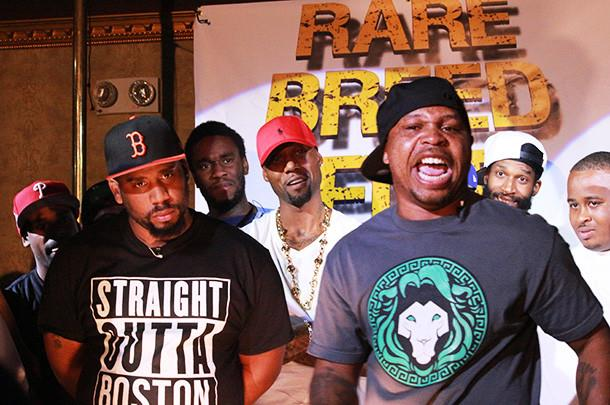 Chilla Jones vs. Danny Myers