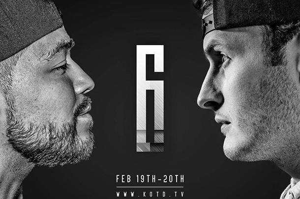 Illmaculate vs Rone Set For KOTD Title Match
