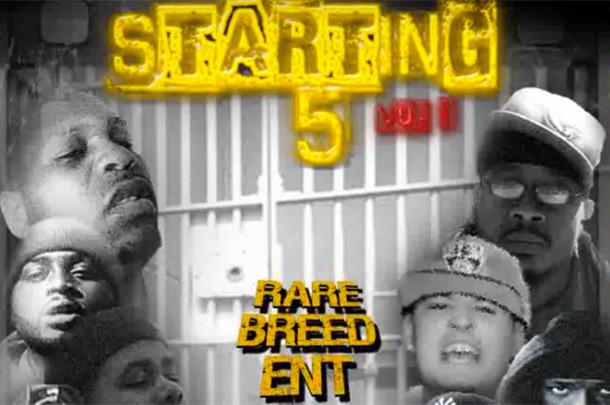 Rare Breed Ent. Announces Team Homi vs Writer's Bloque Event
