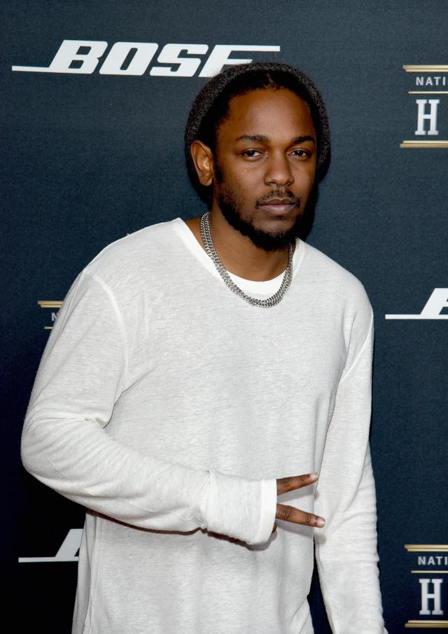 Kendrick Lamar at 5th Annual NFL Honors