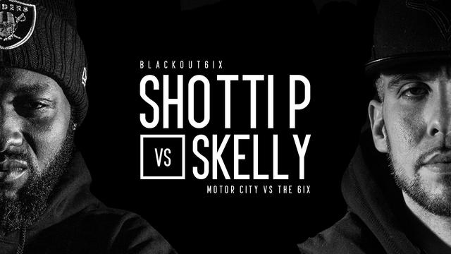 Skelly vs Shotti P