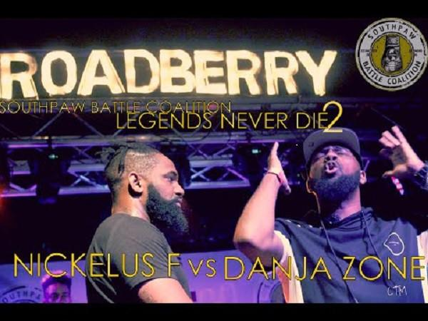 Nickelus F vs Danja Zone