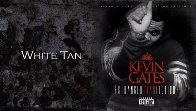 white tan Kevin Gates