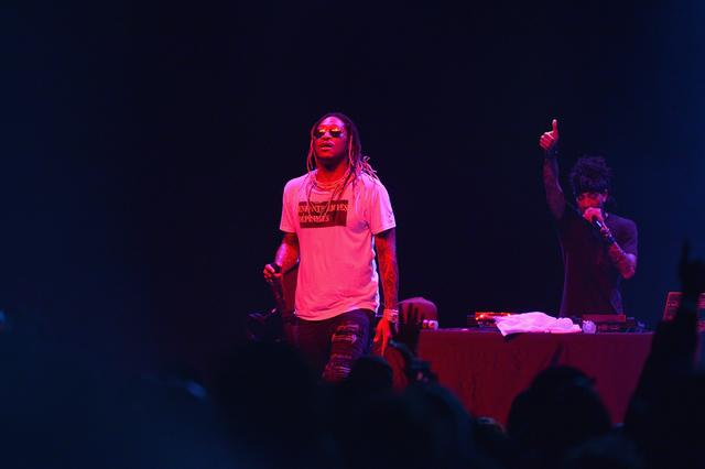 Future backed by DJ Esco