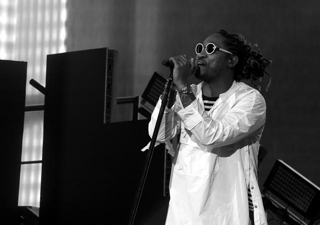 Future at Coachella