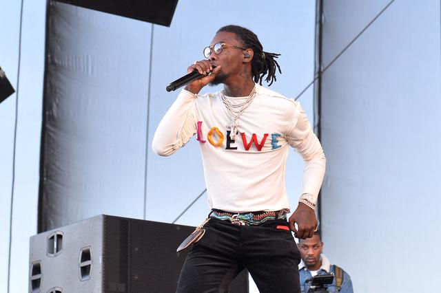 Offset performing