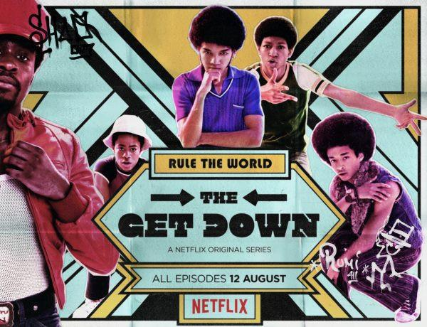 The Get Down Netflix poster