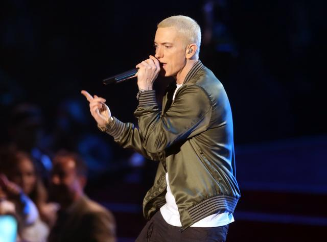 Eminem at 2014 MTV VMAs