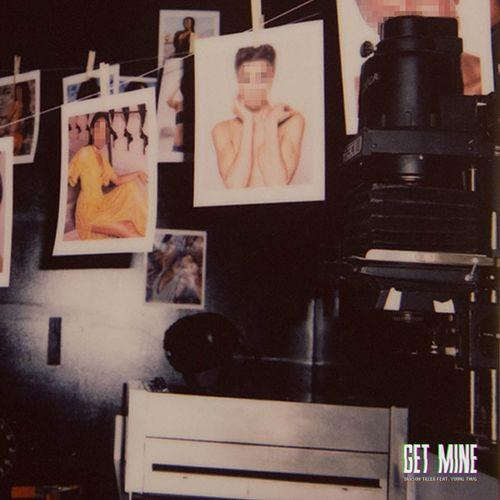 "Bryson Tiller - ""Get Mine (ft. Young Thug)"" cover art"