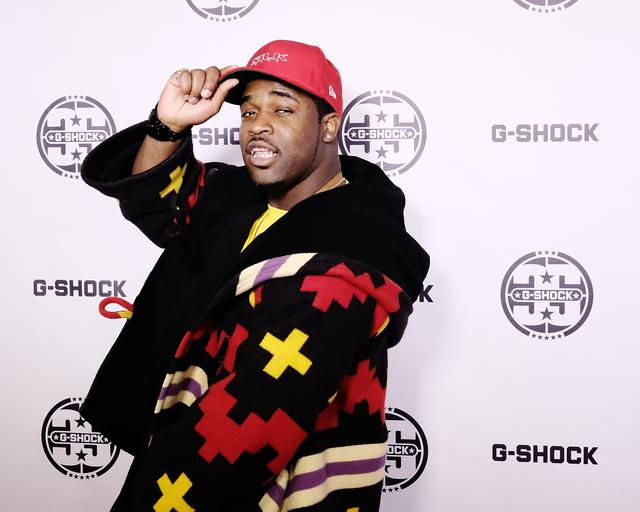 ASAP Ferg looking swaggy