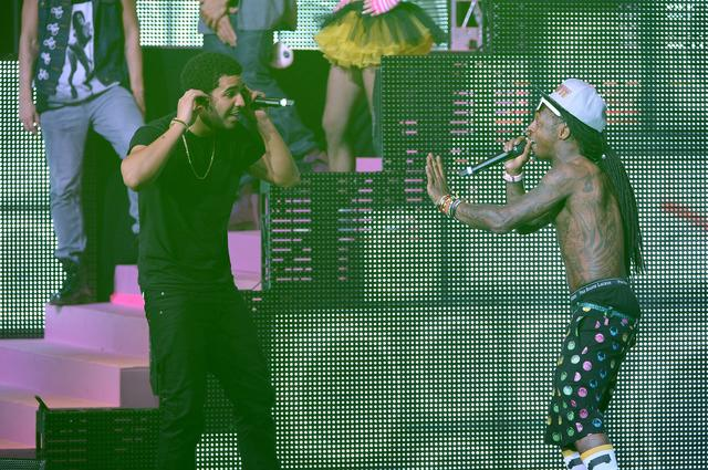 Drake & Lil Wayne on Nicki Minaj's tour