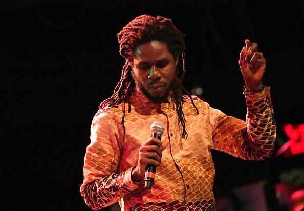 Jamar McNaughton aka Chronixx performs on stage during the 13th Annual MusiCares MAP Fund Benefit Concert at the PlayStation Theater on June 26, 2017 in New York City.