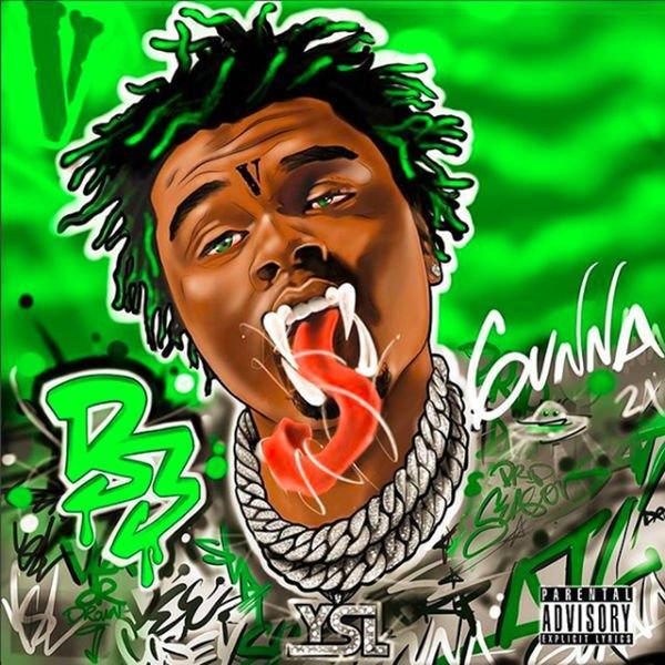 "Gunna ""Drip Season 3"" album cover"
