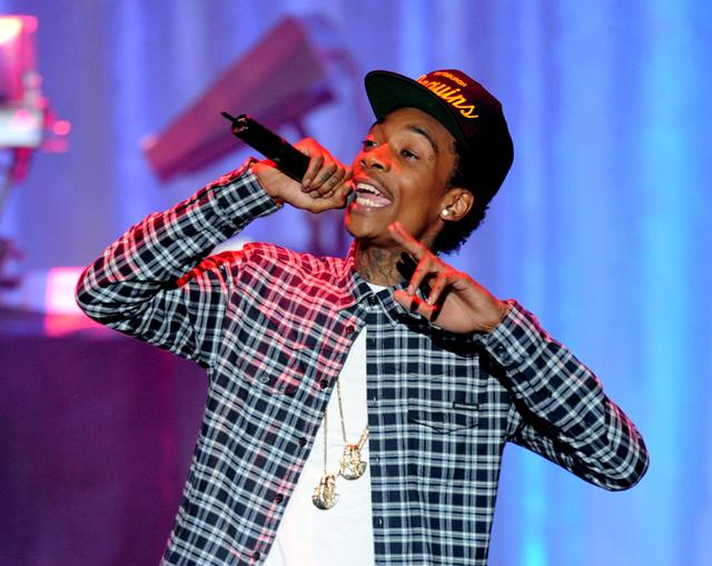 Wiz Khalifa at 11th Annual BMI Urban Awards