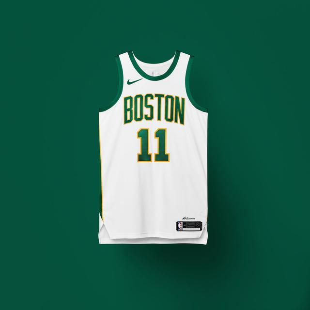 "Celtics ""City Edition"" Uniform"