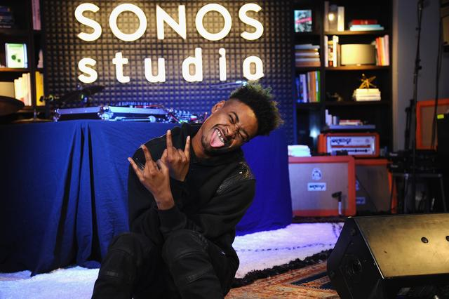 Danny Brown classic face