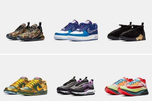 competitive price ca449 e4469 Doernbecher x Nike Freestyle Collection