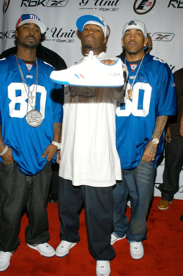 G-Unit throwback photo
