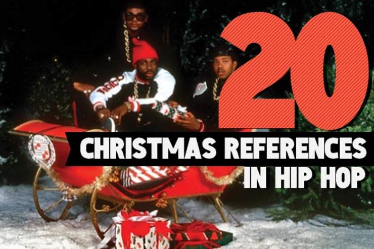 Christmas Rap.20 Christmas References In Hip Hop