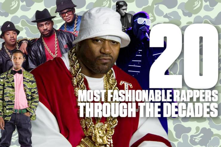 919c53ba9a9 20 Most Fashionable Rappers Through The Decades