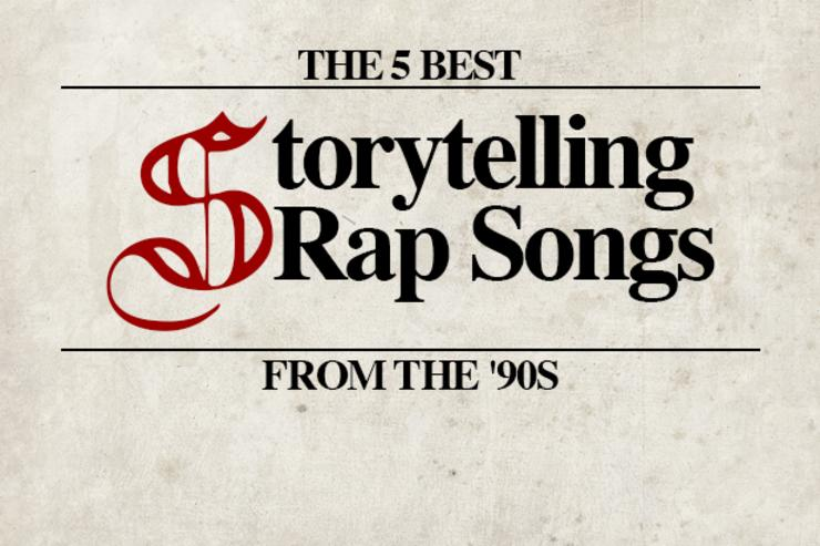 The 5 Best Storytelling Rap Songs From The '90s