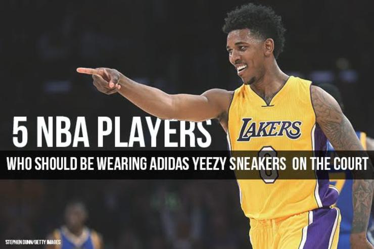 5fcbf2a92a421 5 NBA Players Who Should Be Wearing Adidas Yeezy Sneakers On The Court