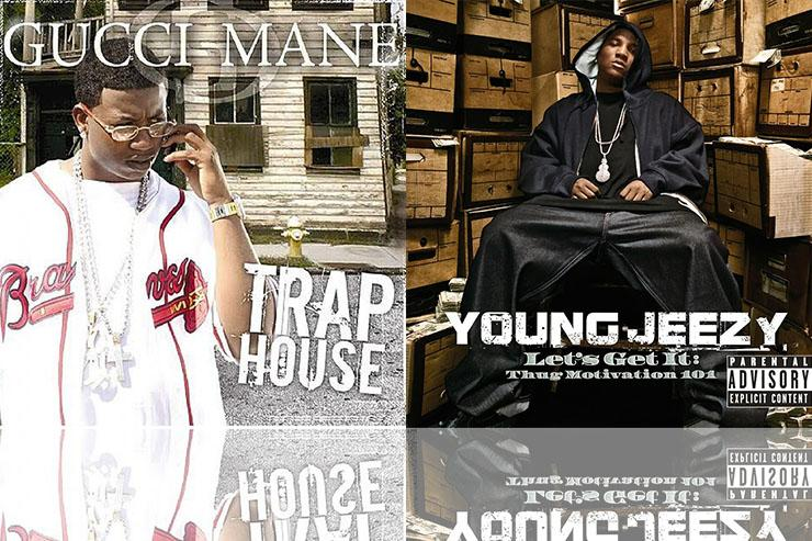 Gucci Mane Vs  Jeezy: Who Had The Better Debut Album?