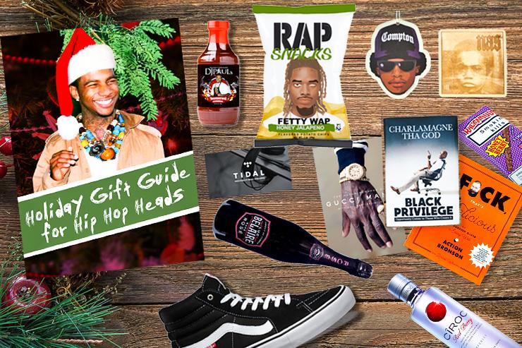 55e91030b3f The Ultimate Holiday Gift Guide For Hip Hop Heads