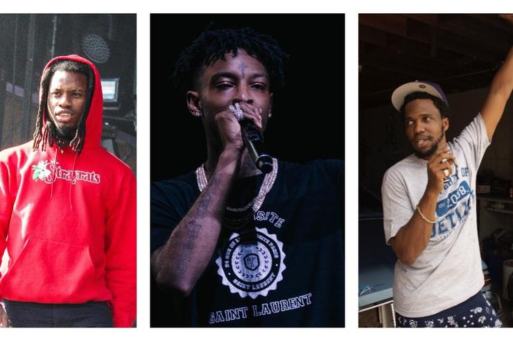 b6c62c86 Curren$y, Denzel Curry, 21 Savage & More Share Their Favorite Album Of 2017