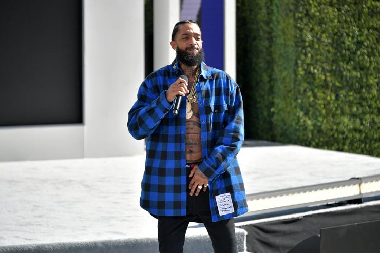 Lauren London, girlfriend of Nipsey Hussle speaks out