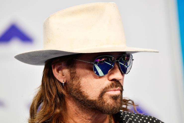 Billy Ray Cyrus Joins Lil Nas X for 'Old Town Road' Remix