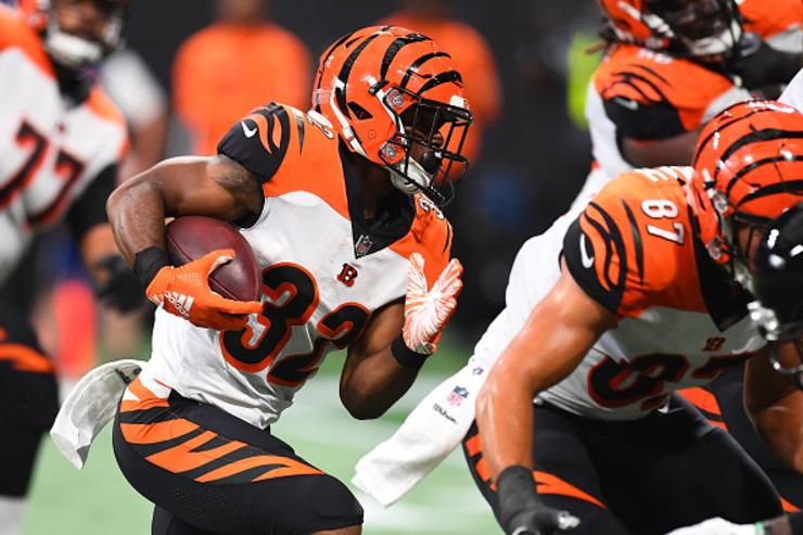 Bengals RB Walton facing charges for 3rd time