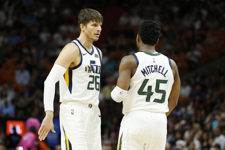 The Roundup-Crowder, Mitchell lead Jazz past Rockets in Game 4