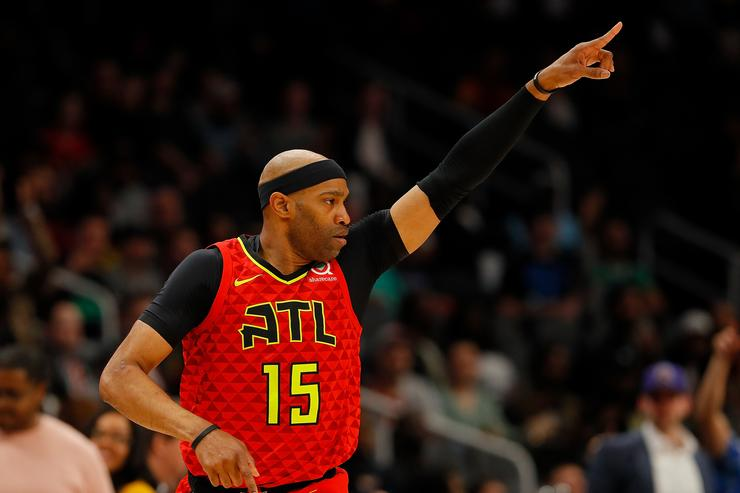 Vince Carter: 'I'm coming back'
