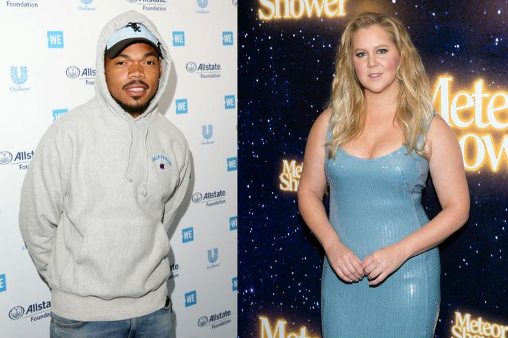 Chance The Rapper, Amy Schumer