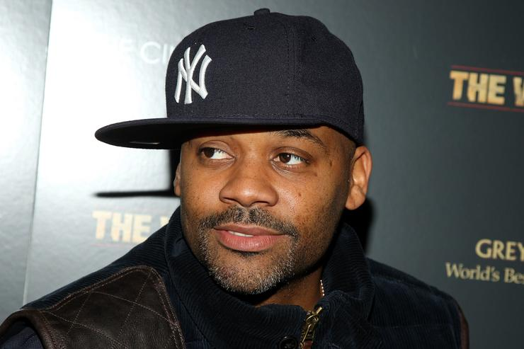 """Record producer Damon Dash attends a special screening of """"The Wrestler"""""""