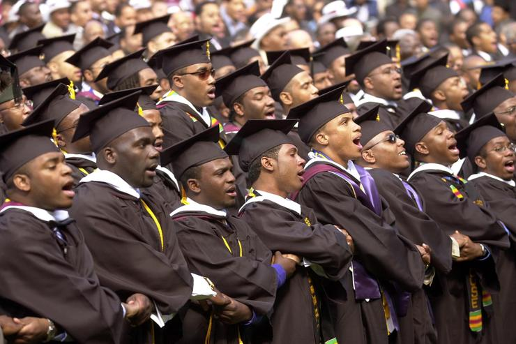 Billionaire Robert F. Smith gives Morehouse class of 2019 an unbelievable gift