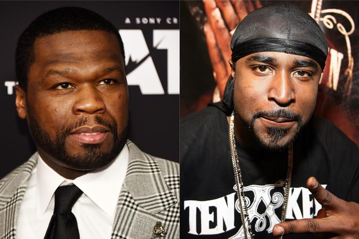 50 Cent versus Young Buck