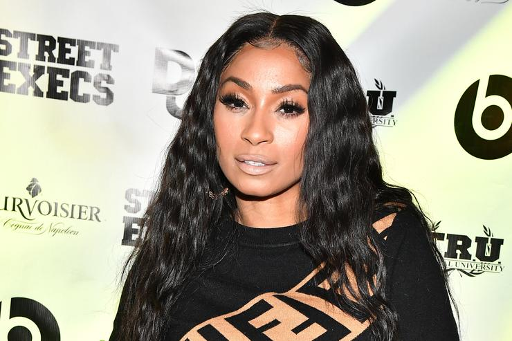 "Karlie Redd attends 2 Chainz ""Rap Or Go To The League"" Album Release Party"