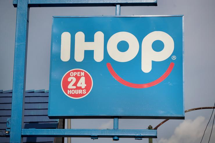 An IHOP restaurant serves customers on August 10, 2017 in Chicago, Illinois