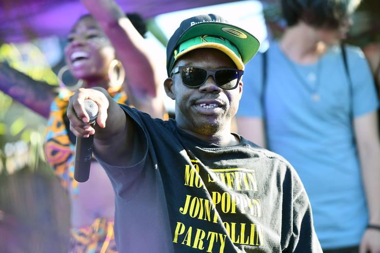 Bushwick Bill at Beach Goth 2018
