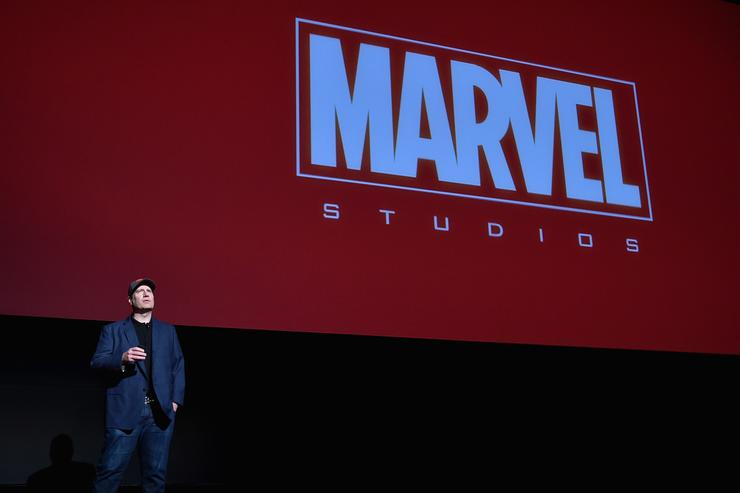 Marvel's Kevin Feige