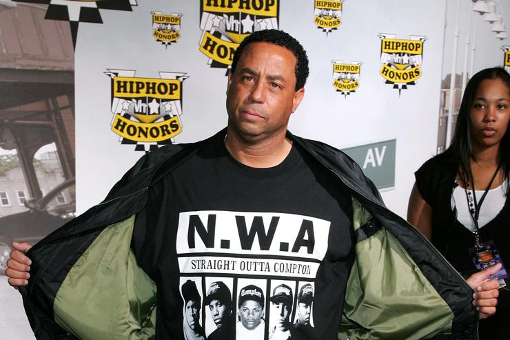 Easy E Funeral: DJ Yella Says He Was The Only Member Of N.W.A. To Attend