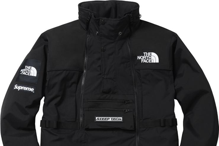 The North Face x Supreme Steep Tech