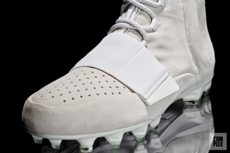 Adidas Is Releasing The Yeezy 350 And 750 Football Cleats