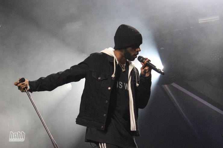 6lack at Osheaga 2017